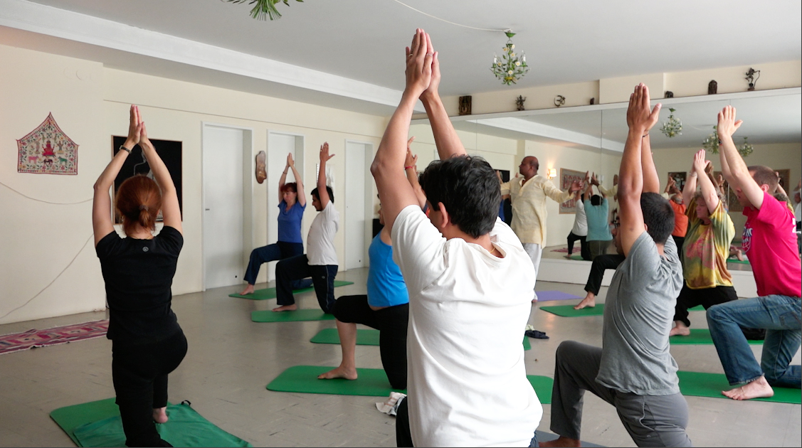Yoga Day 2015